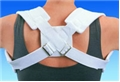 SPLINT FELT WHITE CLAVICLE ) MEDIUM 30-36 )
