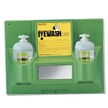 Emergency Eye Wash Safety Station (Double Bottle)