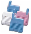 Lancet Tenderfoot Pink / Blue-50/Bx