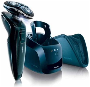 Norelco SensoTouch Rechargable Cordless Razor with Jet Clean and 2D Head