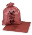 Biohazard Bag 1.2 ML-500/case