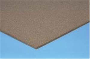 "Padding Orthopedic Korex Cork/ Rubber Nadh 1/4"" Sht 18x36"" Ea"