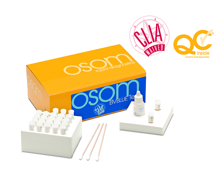 OSOM - BVBLUE RAPID TEST