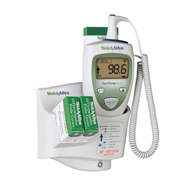 SureTemp Plus 690 Wall Holder