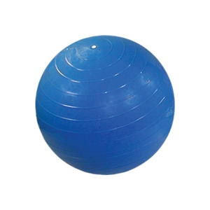 CanDo ball for small ball chair, blue