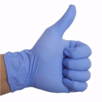 LATEX MEDIUM NON POWDERED GLOVES. NEVER PUT POWDER GLOVES.