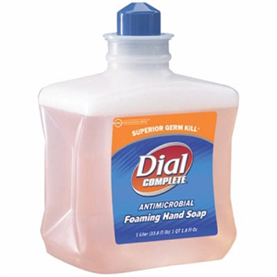 Dial Complete Antimicrobial Soap-EA