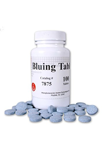 Blue Dye Tablets (100/Bottle)