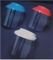 Opt Safety Visor & 2 Shields Blue 1..Molded Products (MPC-300B)