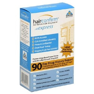 Hair Drug Test Kit - OVERNIGHT