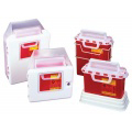Horizontal Sharps Container-5.4 Qt
