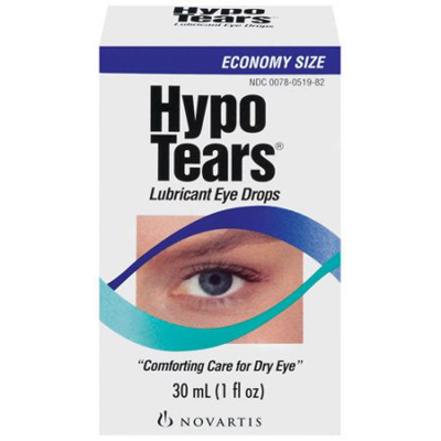 Hypotears Ophthalmic Drops-30ml Bt