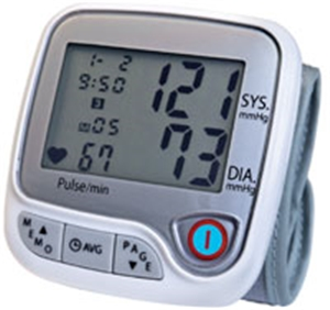 Blood Pressure Monitor Wrist Advanced..Graham-Field/Everest &Jennings (1147)..