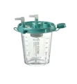 Canister Suction Hi-Flow NS 800mL w/ Filter/ Green Top 70/Ca