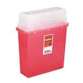 In Rooms Sharps Container 1/2 Gal