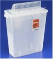 In Room Sharps Disposal 5qt Ea