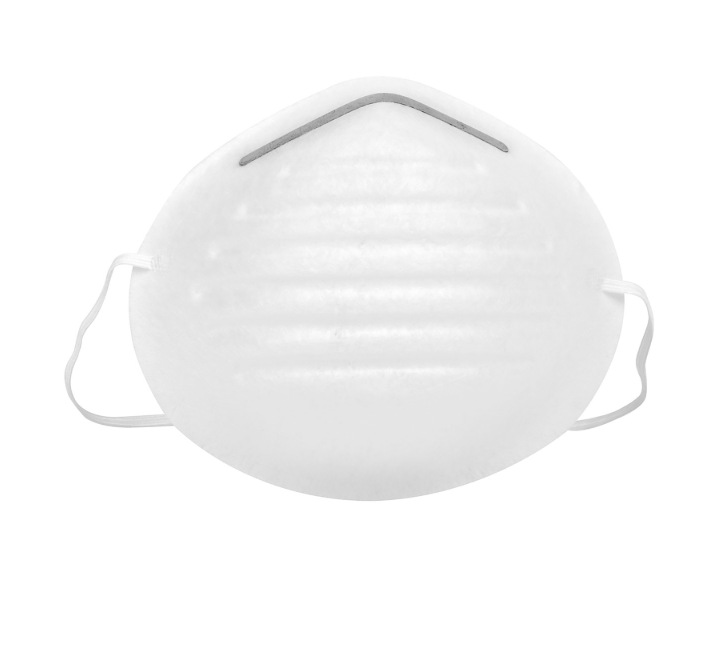 Disposable  White Dust Mask