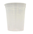 190 mL Beaker Urine Cup - No Temp Strip