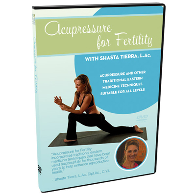 Acupressure for Fertility DVD