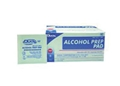 Alcohol Prep Pad NS 2Ply-20 BX/CA