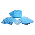 Sterile OR Towel Blue Disp.