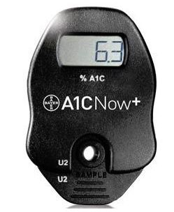 A1CNow+ Systems by Polymer Technology Sy-Test, Hemoglobin, A1C Now+, - EXPIRES 5-17-2019