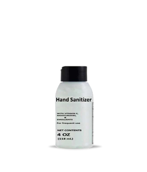 Hand Sanitizer, 4oz