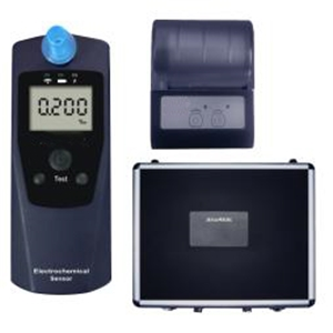 TRUCHECK - Professional Alcohol Meter w. wireless Printer