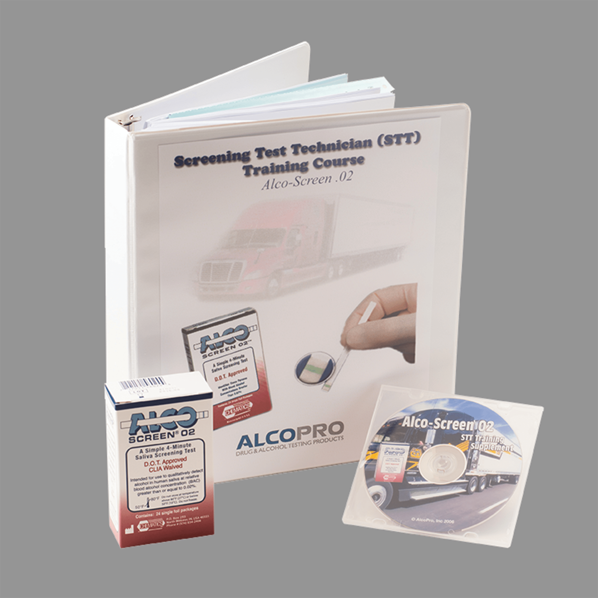 ALCO02 DOT TRAINING KIT