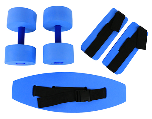 CanDo® Deluxe Aquatic Exercise - Small Blue