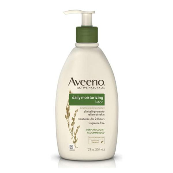 Aveeno Body Daily Moisturing Lotion - 12 oz.