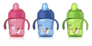 Avent - 7 oz Non-Spill Toddler Drinking Cup