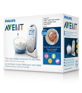 Avent - Dect Baby Monitor - Basic