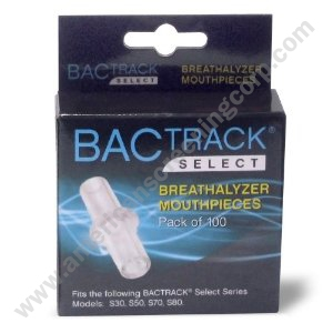 BACtrack- Breathalyzer-100 Mouthpieces