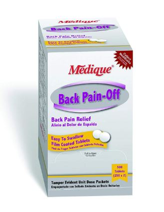 Back Pain-Off Back Pain Relief Tablets