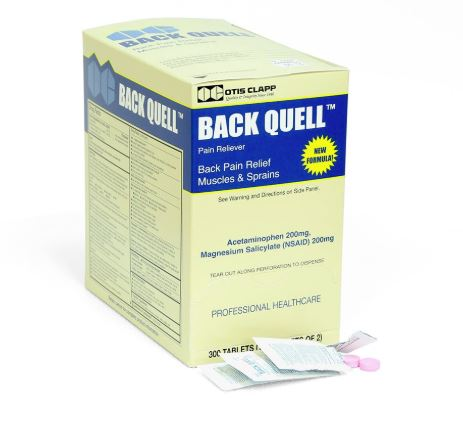 Back Quell Tablets