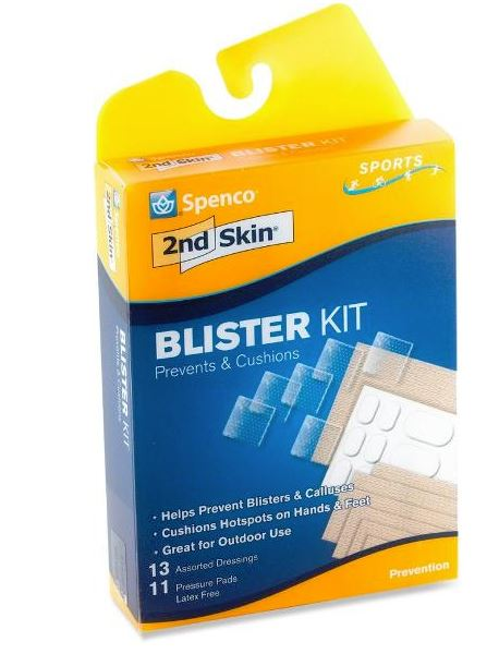 Blister Kit Pads & Dressings