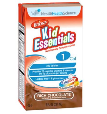 Boost Kid Essentials - Chocolate