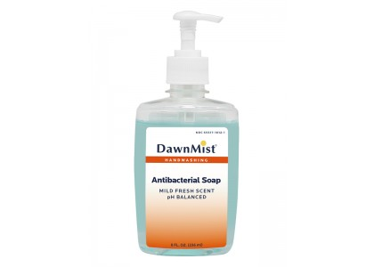 Antibacterial Lotion Soap - 8 oz., bottle with Pump