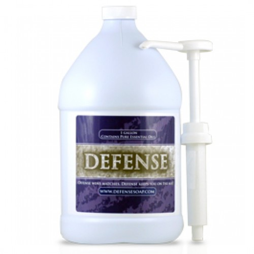 Defense Shower Gel - Gallon (128 oz.)