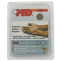 Dri-Relief Gel Finger Shields-Nude