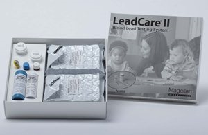 LeadCare II, Blood Lead Test Kit