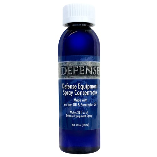 Defense Equipment Spray Refill - 4 oz.