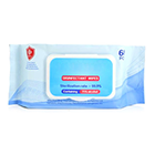 FDA Alcohol Disinfectant wet wipes 60/pack