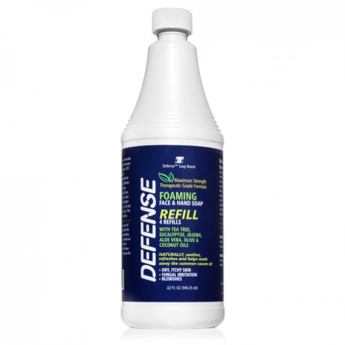 Defense Foaming Soap Refill - 32 oz.