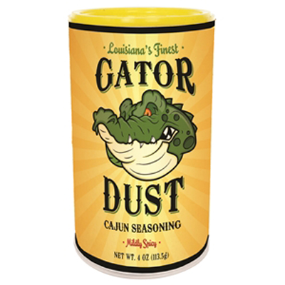 Spices Gator Dust Seasoning