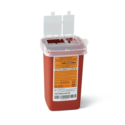 Phlebotomy Sharps Container