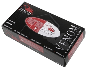 Venom Non-Sterile Powder-Free Latex-Free Nitrile E-Size - Medium