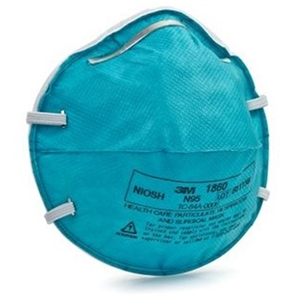 3M N95 Particulate Respirator Surgical Mask - BACKORDERED