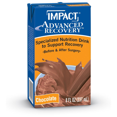 Impact Advanced Recovery - Chocolate